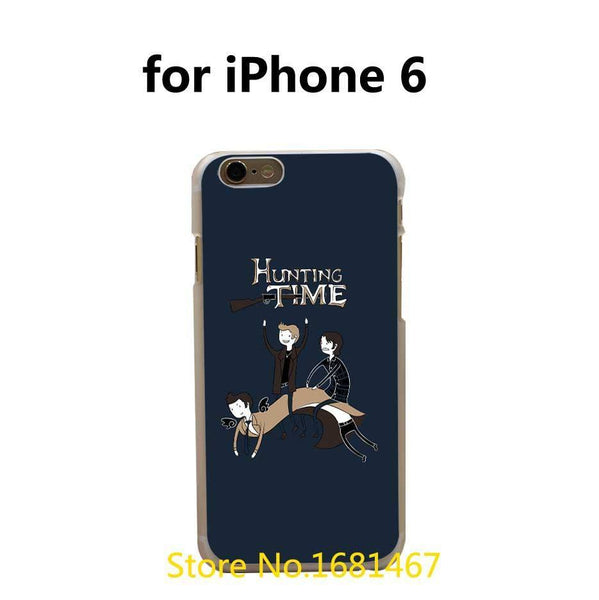 Supernatural Hunting Time Phone Covers (Free Shipping) - Phone Cover - Supernatural-Sickness - 2