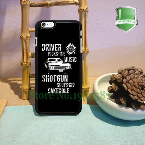 Supernatural Iphone Covers - Phone Cover - Supernatural-Sickness - 1