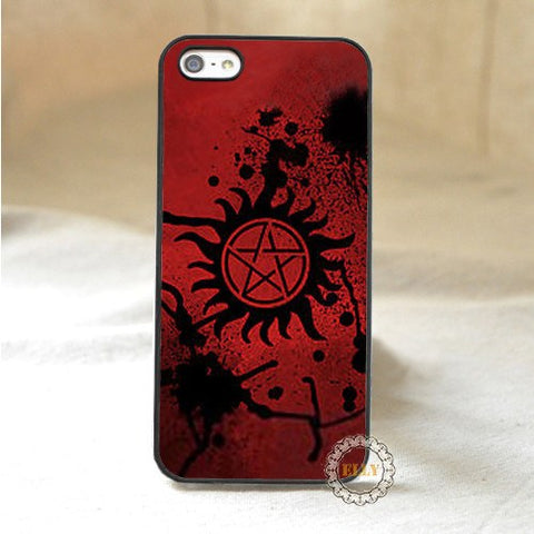 Supernatural Iphone Covers - Phone Cover - Supernatural-Sickness