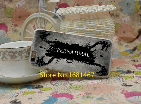 Supernatural Iphone Covers (Free Shipping) - Phone Cover - Supernatural-Sickness - 4