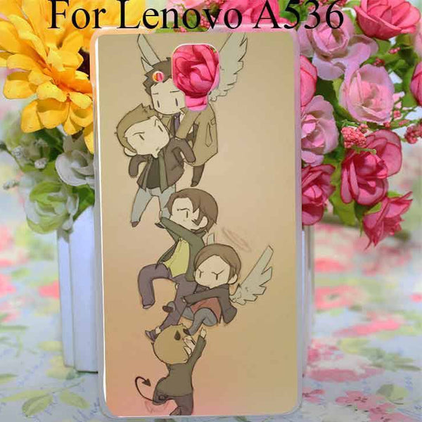 Supernatural Lenovo Phone Covers (Free Shipping) - Phone Cover - Supernatural-Sickness - 5