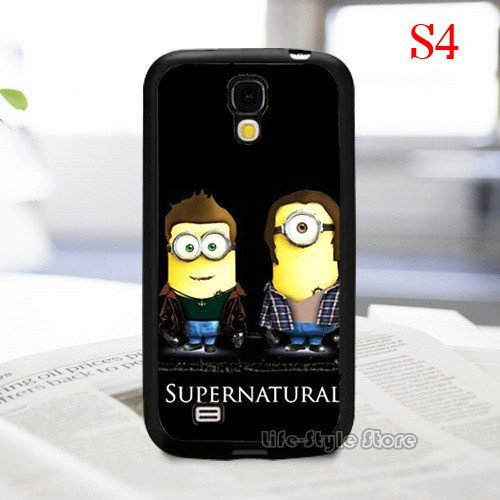 Supernatural Minion Samsung Phone Covers - Phone Cover - Supernatural-Sickness - 2