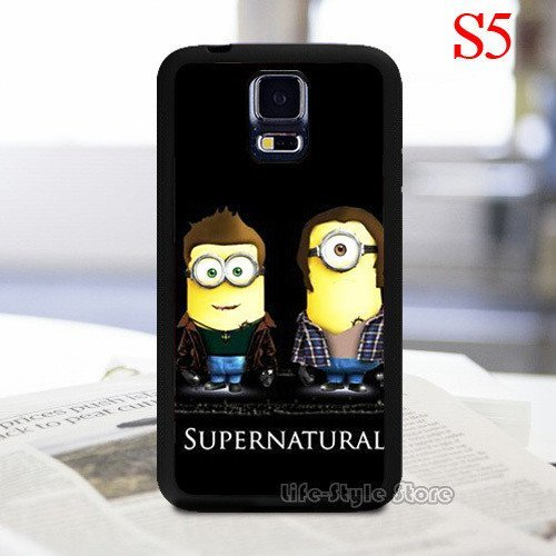 Supernatural Minion Samsung Phone Covers - Phone Cover - Supernatural-Sickness - 3