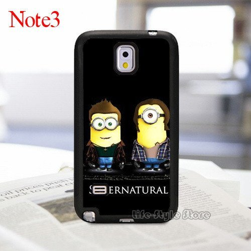 Supernatural Minion Samsung Phone Covers - Phone Cover - Supernatural-Sickness - 5