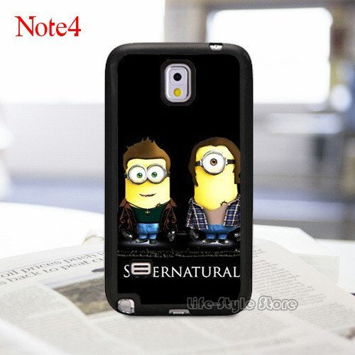 Phone Cover - Supernatural Minion Samsung Phone Covers