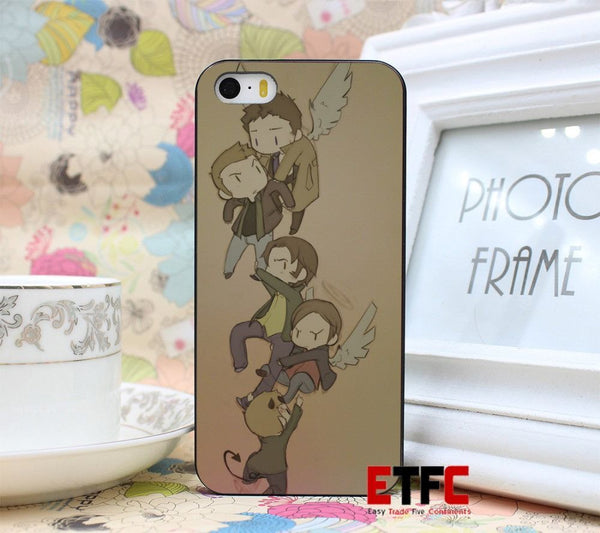 Supernatural Phone Covers (Free Shipping) - Phone Cover - Supernatural-Sickness - 1