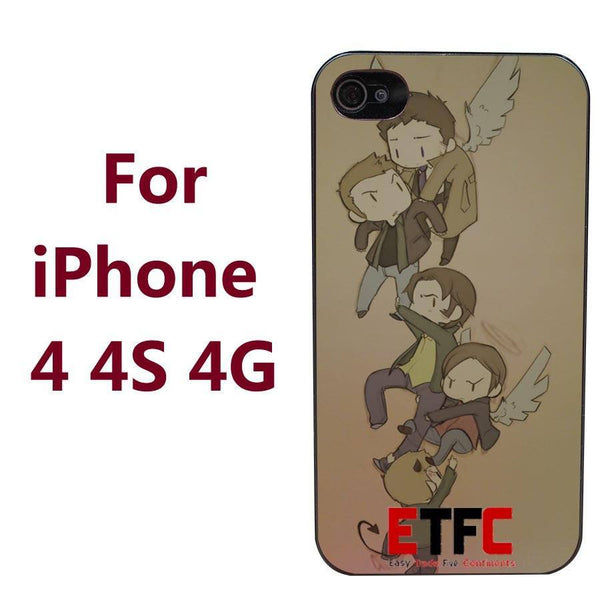 Supernatural Phone Covers (Free Shipping) - Phone Cover - Supernatural-Sickness - 2