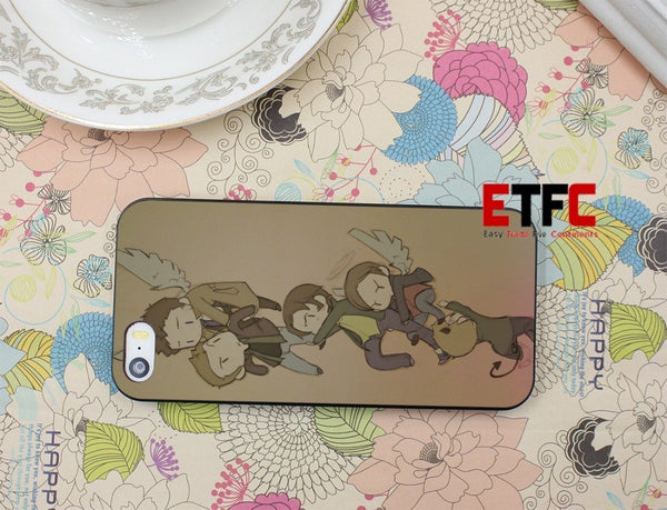 Supernatural Phone Covers (Free Shipping) - Phone Cover - Supernatural-Sickness - 4