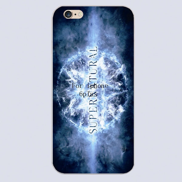 Supernatural IPhone Covers (Free Shipping) - Phone Cover - Supernatural-Sickness - 6