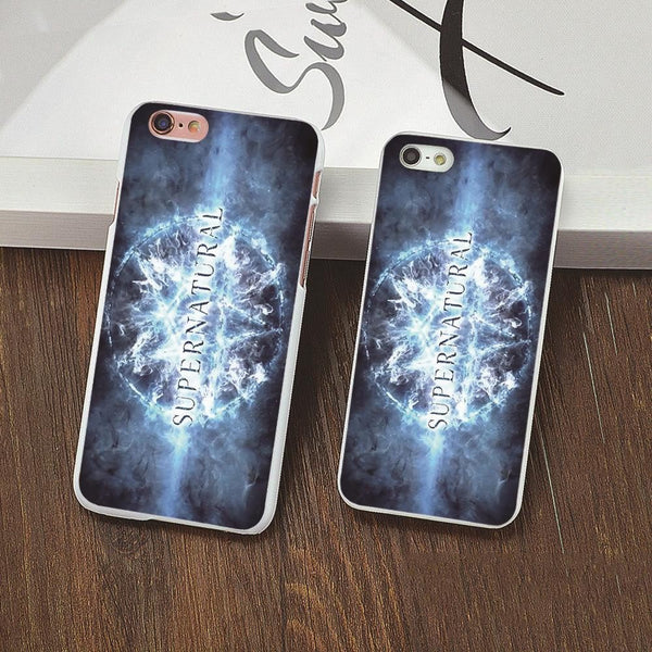 Supernatural IPhone Covers (Free Shipping) - Phone Cover - Supernatural-Sickness - 7