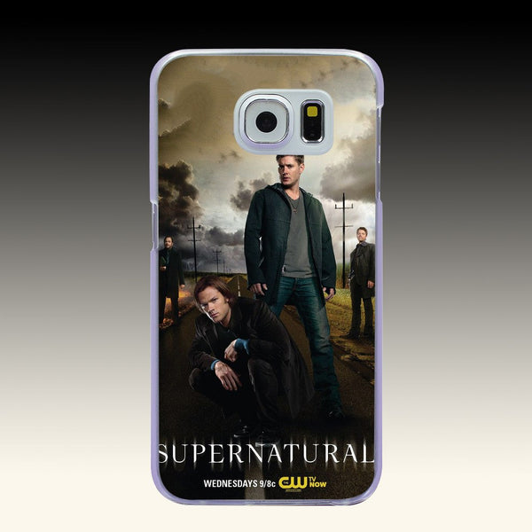 Supernatural Samsung Galaxy Phone Covers (Free Shipping) - Phone Cover - Supernatural-Sickness - 1