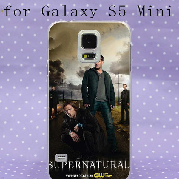 Supernatural Samsung Galaxy Phone Covers (Free Shipping) - Phone Cover - Supernatural-Sickness - 2