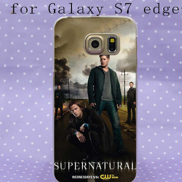 Supernatural Samsung Galaxy Phone Covers (Free Shipping) - Phone Cover - Supernatural-Sickness - 3
