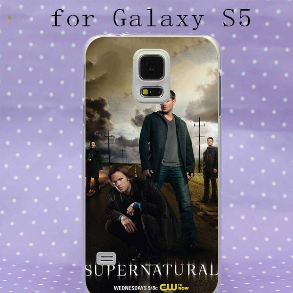 Supernatural Samsung Galaxy Phone Covers (Free Shipping) - Phone Cover - Supernatural-Sickness - 4