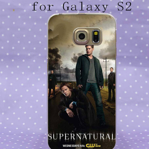 Supernatural Samsung Galaxy Phone Covers (Free Shipping) - Phone Cover - Supernatural-Sickness - 6