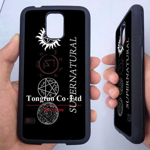 Phone Cover - Supernatural Samsung Phone Cover