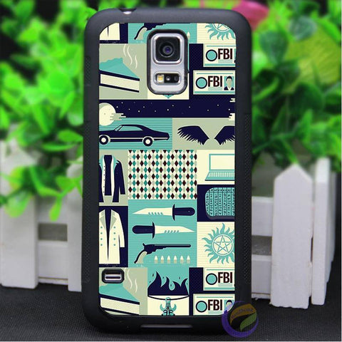 Phone Cover - Supernatural Samsung Phone Covers