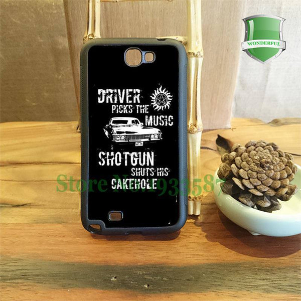 Supernatural Samsung Phone Covers - Phone Cover - Supernatural-Sickness - 1