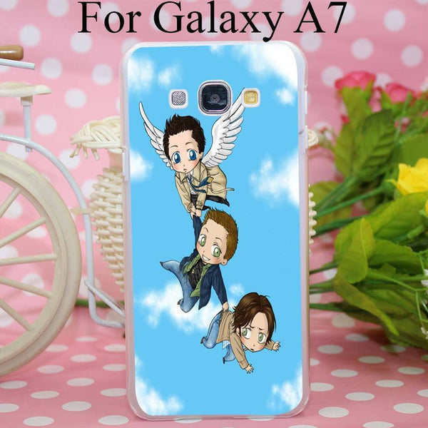 Supernatural Samsung Phone Covers (Free Shipping) - Phone Cover - Supernatural-Sickness - 4