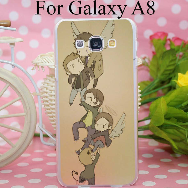 Supernatural Samsung Phone Covers (Free Shipping) - Phone Cover - Supernatural-Sickness - 5