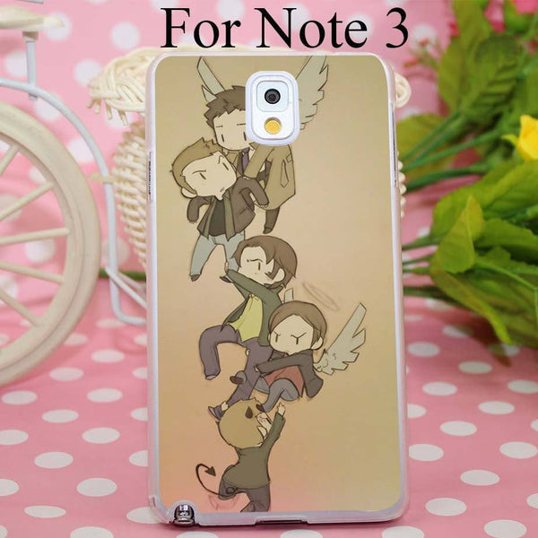Supernatural Samsung Phone Covers (Free Shipping) - Phone Cover - Supernatural-Sickness - 6