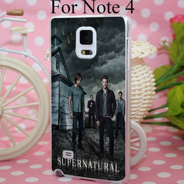 Supernatural Samsung Phone Covers (Free Shipping) - Phone Cover - Supernatural-Sickness - 7