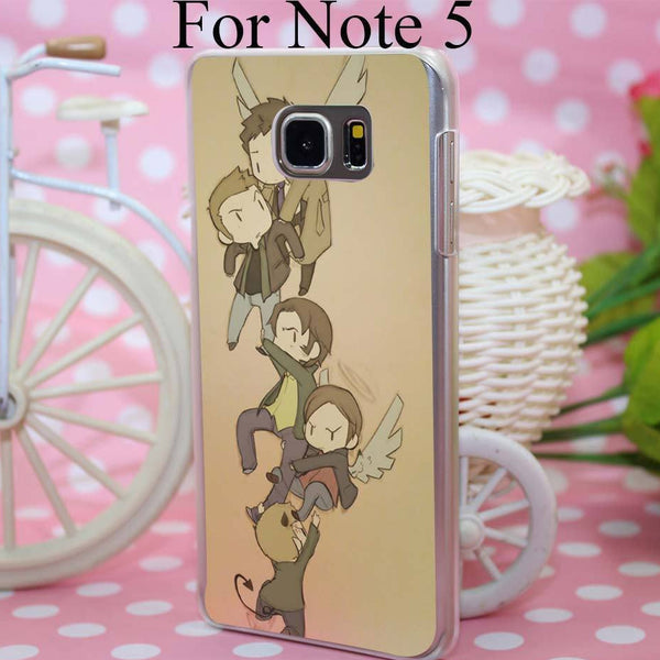 Supernatural Samsung Phone Covers (Free Shipping) - Phone Cover - Supernatural-Sickness - 8