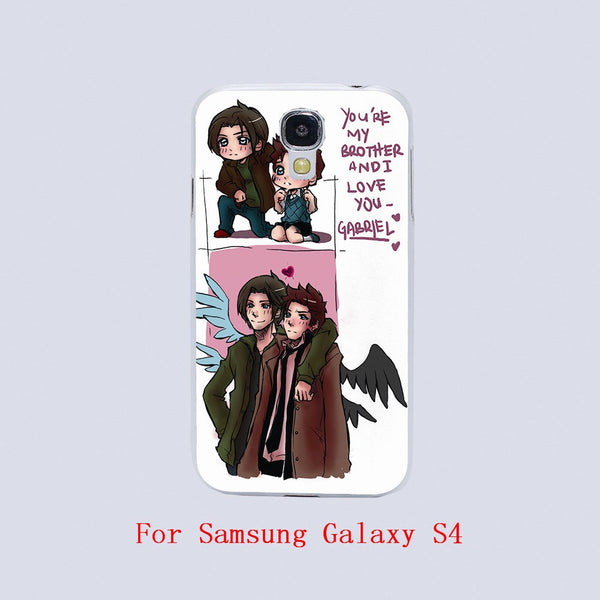 Supernatural Samsung Phone Covers (Free Shipping) - Phone Cover - Supernatural-Sickness - 2