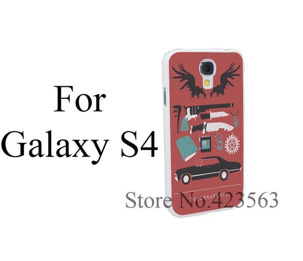 Supernatural Samsung Phone Covers (Free Shipping) - Phone Cover - Supernatural-Sickness - 3
