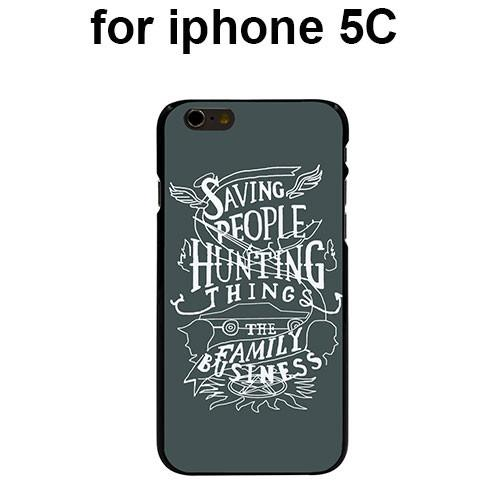 Supernatural Saving People Iphone Covers (Free Shipping) - Phone Cover - Supernatural-Sickness - 4