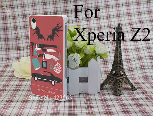 Supernatural Sony Xperia Phone Covers (Free Shipping) - Phone Cover - Supernatural-Sickness - 2