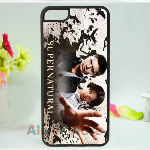 Supernatural Winchester Bros Iphone Covers - Phone Cover - Supernatural-Sickness