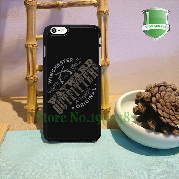 Supernatural Winchester Iphone Covers - Phone Cover - Supernatural-Sickness - 1