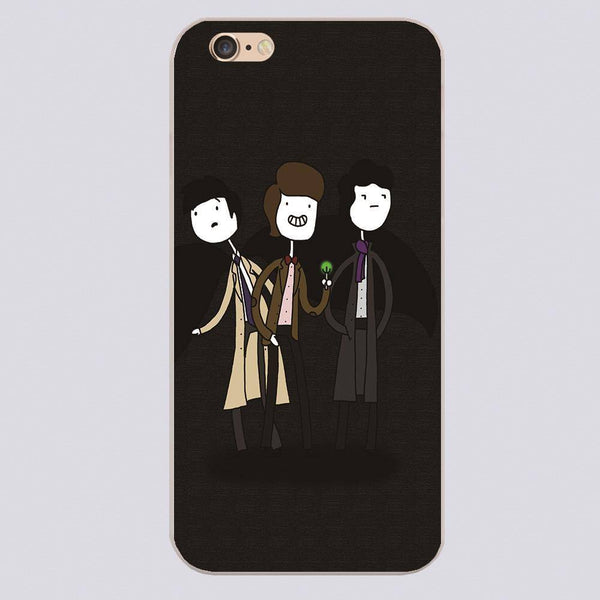 Superwholock Iphone Covers (Free Shipping) - Phone Cover - Supernatural-Sickness - 1