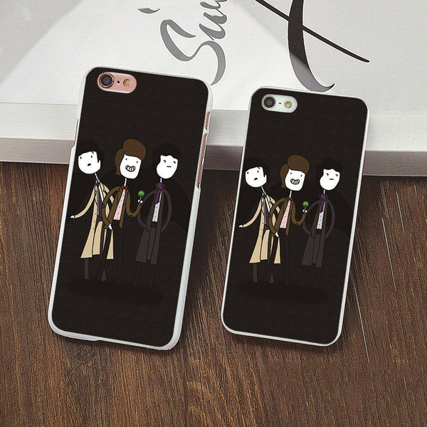 Superwholock Iphone Covers (Free Shipping) - Phone Cover - Supernatural-Sickness - 7