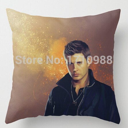 Dean Winchester Pillow Cover - Pillow Case - Supernatural-Sickness - 1
