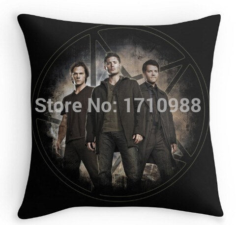 Supernatural Pillow Cover - Pillow Case - Supernatural-Sickness - 1