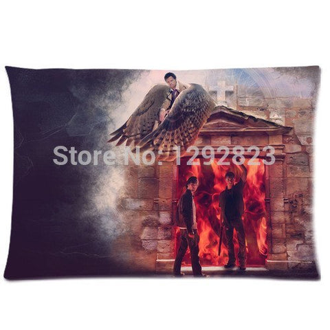 Supernatural Pillow Cover - Pillow Case - Supernatural-Sickness