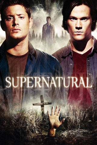 Supernatural Dean Sam Cas Wall Poster - Poster - Supernatural-Sickness
