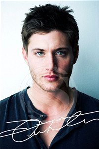 Poster - Supernatural Jensen Ackles Wall Poster 50x75cm