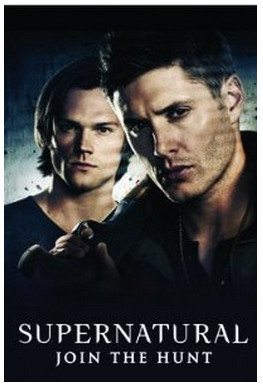 Supernatural Join The Hunt Wall Poster 50x75cm - Poster - Supernatural-Sickness