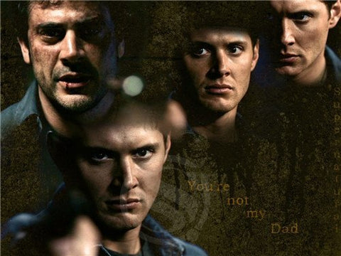 Supernatural Wall Poster 27x40cm - Poster - Supernatural-Sickness