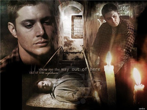 Poster - Supernatural Wall Poster 27x40cm