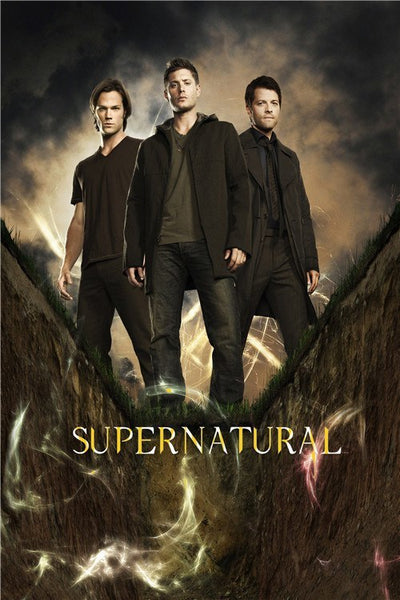 Supernatural Wall Poster 27x40cm - Poster - Supernatural-Sickness - 2