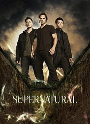 Supernatural Wall Poster 50x75cm - Poster - Supernatural-Sickness