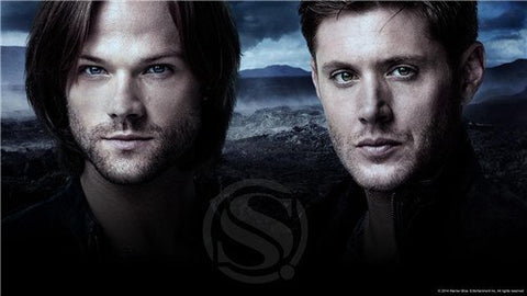 Supernatural Winchester Bros Wall Poster 20x30cm - Poster - Supernatural-Sickness