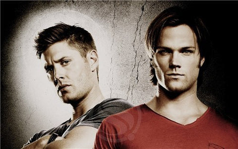 Supernatural Winchester Bros Wall Poster 20x30inch - Poster - Supernatural-Sickness