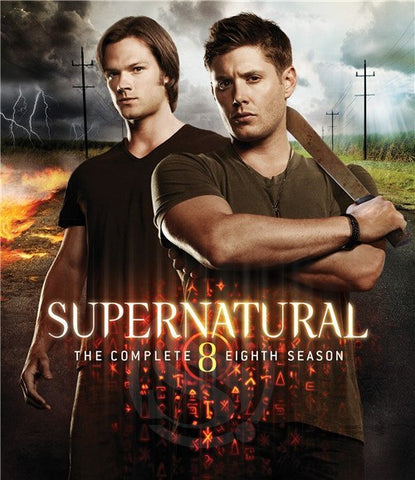 Supernatural Winchester Bros Wall Poster 40x60cm - Poster - Supernatural-Sickness