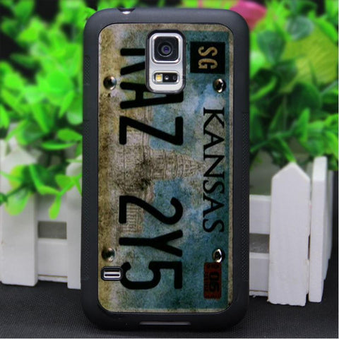 Impala license plate Phone Case (Free Shipping) - Phone Cases - Supernatural-Sickness