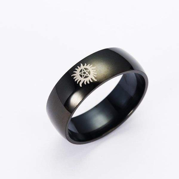 Stainless Steel Anti Possession Ring